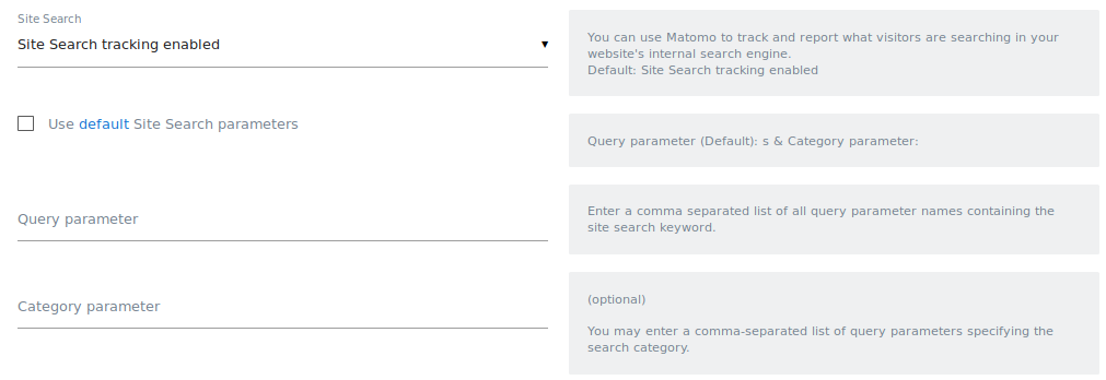 Site Search Tracking and Reporting User Guide - Analytics