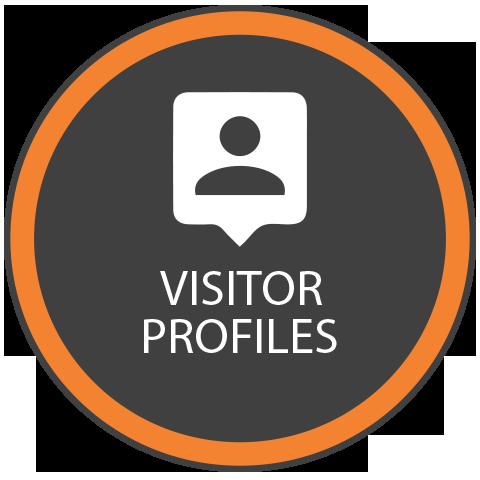 Matomo's Visitors feature