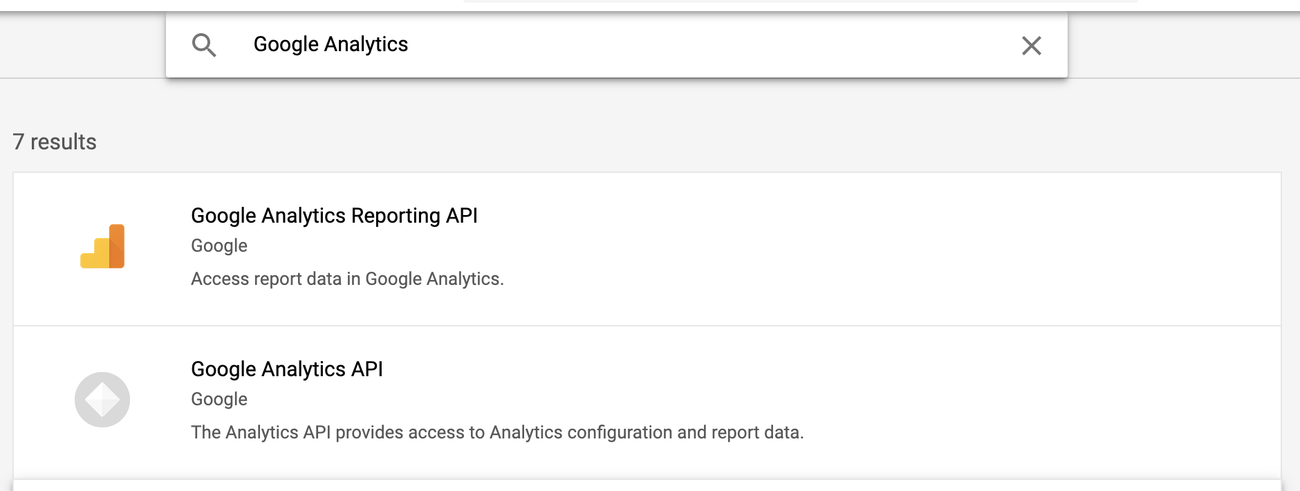 Google Analytics Libraries