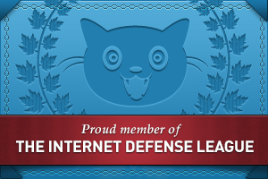 Member of internet defense league