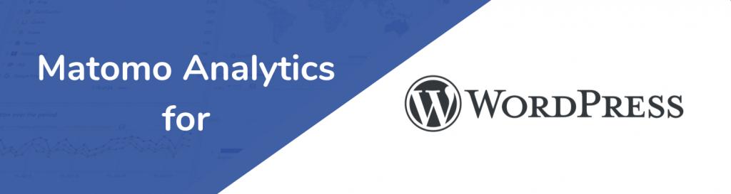 Web Analytics for WordPress